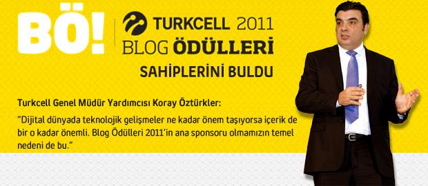 Politik Akademi, Turkcell Blog Ödülleri'nde 2.lik Ödülü Aldı