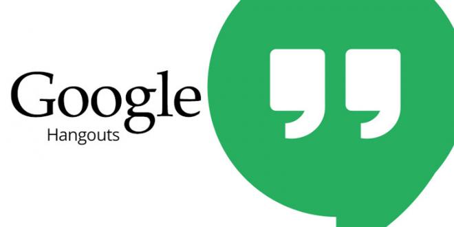 Google Hangouts ile Herkes Kendi Televizyon Programını Yapacak