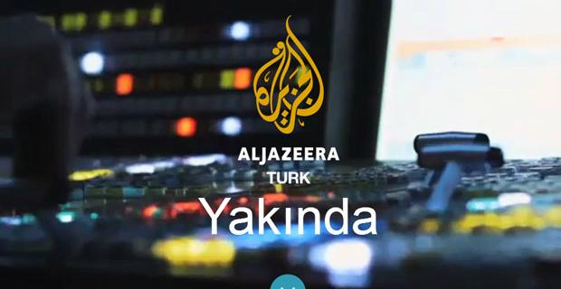 Al Jazeera Türk Yayına Başlıyor