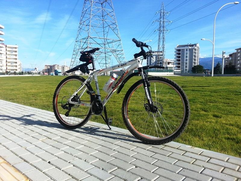 Artık Hayatımda Bisiklete De Yer Var