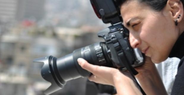 Savaş Muhabiri Hediye Levent'le Suriye'yi Konuştuk