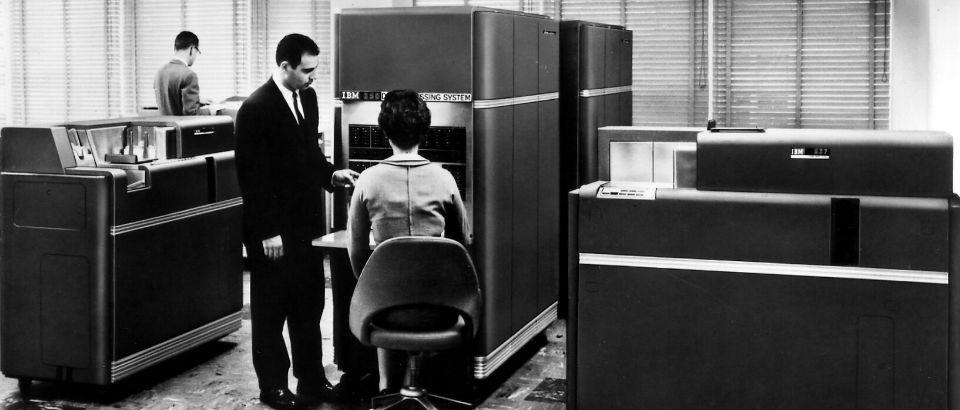 Türkiye'nin ilk Bilgisayarı: IBM-650